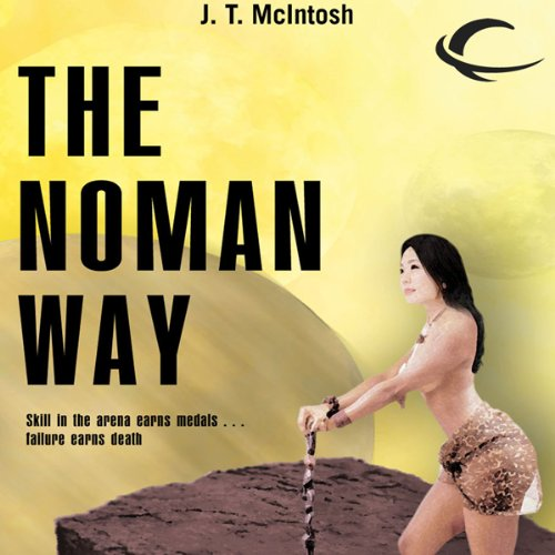 The Noman Way audiobook cover art