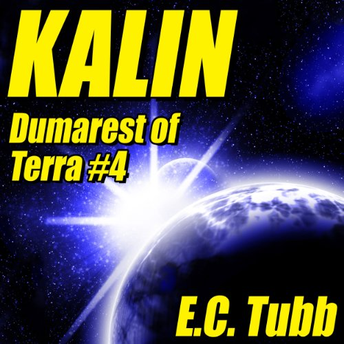 Kalin audiobook cover art