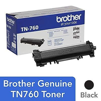 Brother Genuine Standard Yield Toner Cartridge