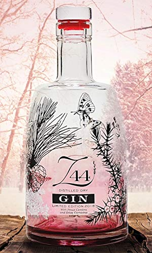 Gin Z44 Pink Limited Edition 45,5% 70 cl. - Brennerei Roner