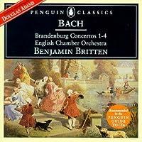 Bach: Brandenburg Concertos no 1-4 / Britten (Penguin Music Classics Series)