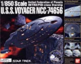BANDAI Star Trek 1/850 Scale USS Voyager NCC-74656