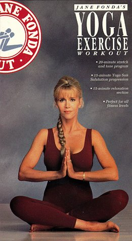 Jane Fonda's Yoga Exercise Workout [VHS]