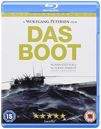 Das Boot (Director's Cut) [Blu-ray] [UK Import]