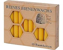 Aspinaworld 60 Stück Bienenwachs 100 13