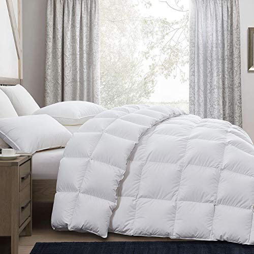 Luxurious Goose Down Comforter review