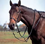 Windsor Equestrian Horses Leather Breastplate