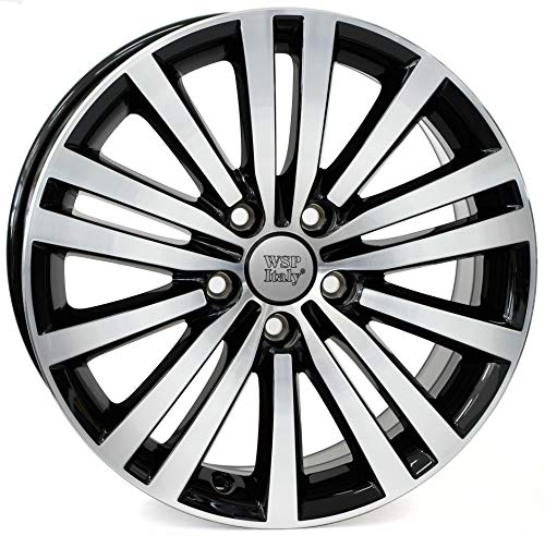 Cerchi in lega per Audi,Hyundai,Mercedes-Benz,Seat,Skoda,VOLKSWAGEN, da 17 pollici 7.5X17 5X112 Et 47 57.1 W462 WSP ITALY