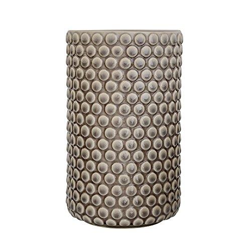 Bloomingville Vase, Bubble Structure, Stone Ø12,5xH21 cm