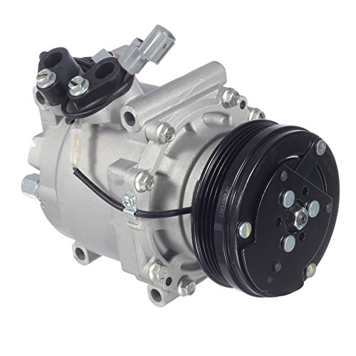 AUTEX AC A/C Compressor Clutch CO 3057AC 38810P76016 Replacement for Honda Civic & Civic del Sol 1994 1995 1.5L/Honda CR-V 1997 1998 1999 2000 2001 2.0L/Honda Civic & Civic del Sol 1994-1996 1.6L
