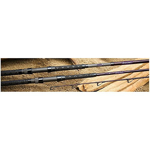 St. Croix MSC110MHMF2 Mojo Surf 2-Piece Graphite Saltwater Casting Fishing Rod with X-Wrap Handle, 11-feet