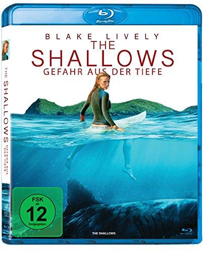 The Shallows - Gefahr aus der Tiefe [Blu-ray]