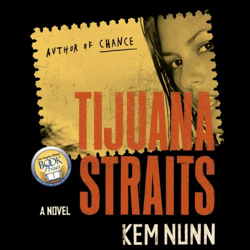 Tijuana Straits audiobook cover art