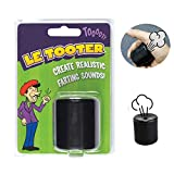 SHENGSEN Novelty Squeeze Pooter Fart Machine Funny Le Tooter Prank Farting Noise Maker for Joke Children's Day Party Gift Toy