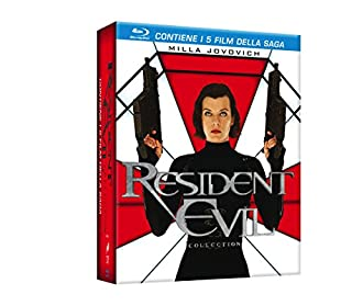 Resident Evil (Silver Collection) [Italia] [Blu-ray] (B00CTFPDGK) | Amazon price tracker / tracking, Amazon price history charts, Amazon price watches, Amazon price drop alerts