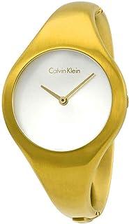 Calvin Klein Women's Quartz Watch K7G1S516