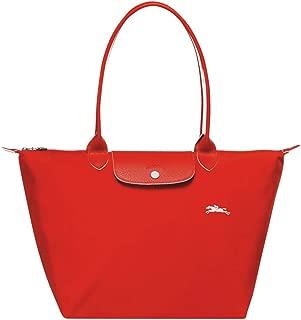 DAITU Longchampbag Le Pliage long tote Orange