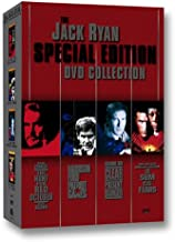 The Jack Ryan Collection: (The Hunt for Red October/Patriot Games/Clear and Present Danger/The Sum of All Fears)