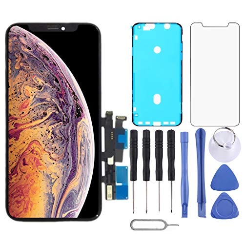LCD Screen and Digitizer Full Assembly Replacement for iPhone XR