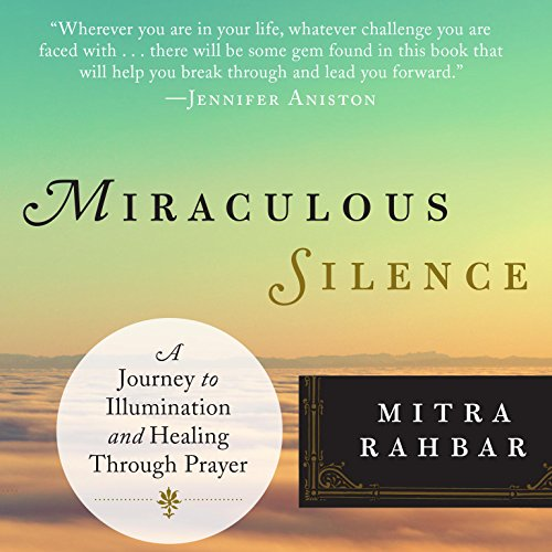 Miraculous Silence audiobook cover art