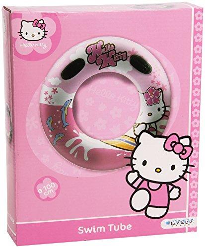 Mondo - 16326 - Jeu de Plein Air - Swim Tube - Hello Kitty