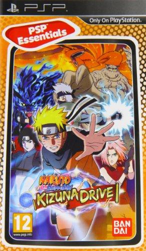 Naruto Shippuden : Kizuna Drive PSP Essentials (Sony PSP) [Importación inglesa]