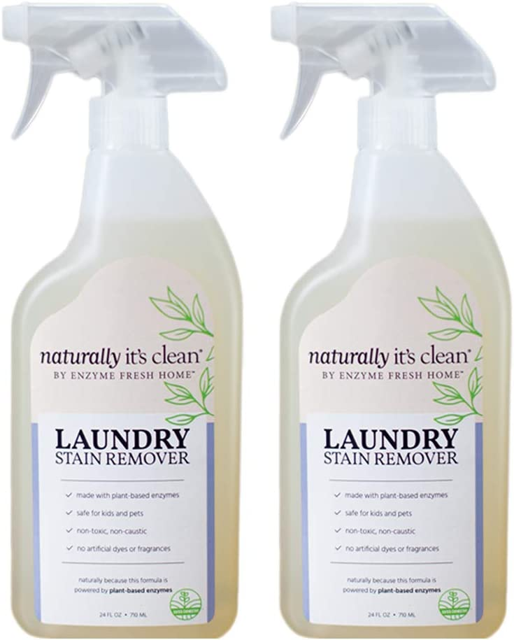 naturally It's clean Enzymatic Laundry Spray O Remover and It is very popular Direct stock discount Stain