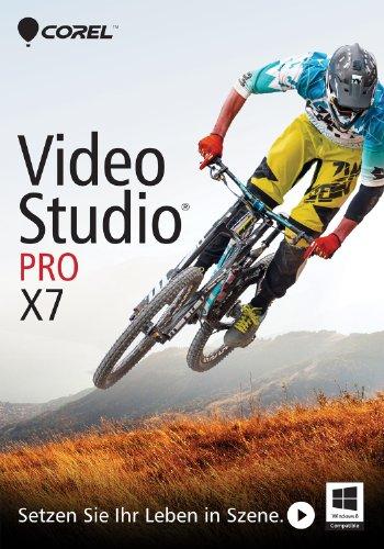 Corel VideoStudio Pro X7 [Download]