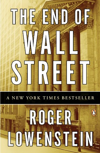 The End of Wall Street (English Edition)