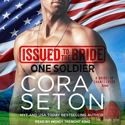 Issued to the Bride One Soldier audiobook cover art