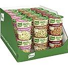 Knorr Pasta Snack Becher verschiedene Sorten Sortimentskarton, 24 x 70 g (24 x Snackbecher - 3 x Sorten), 1.616 kg