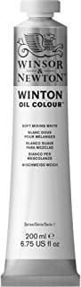 Best soft mixing white oil paint Reviews