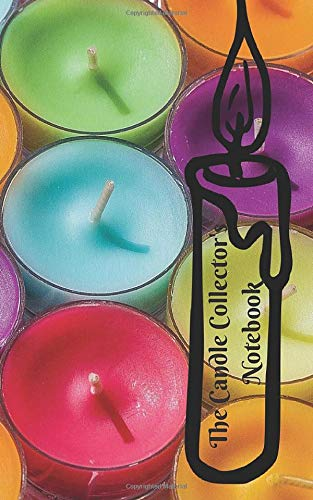 Candle Collectors Notebook Collecting Aromatherapy