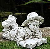 HH Home Hut Garden Ornament Boy ...