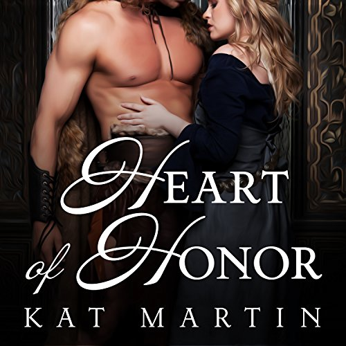Heart of Honor audiobook cover art