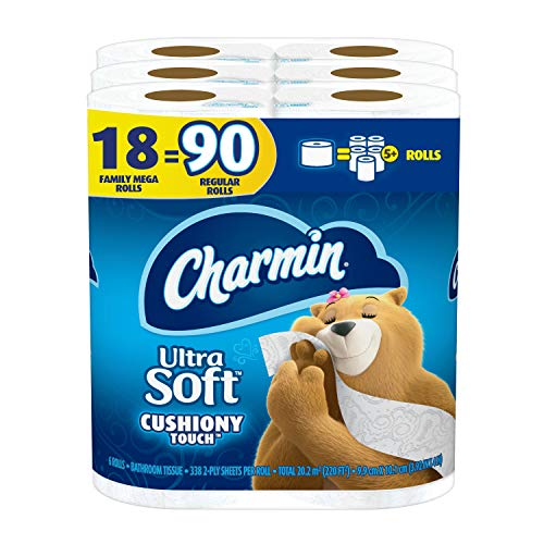 Charmin Ultra Soft Toilet Paper – IN STOCK + FREE SHIPPING!
