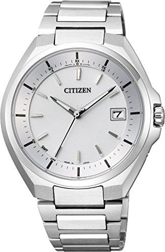 [シチズン]CITIZEN 腕時計 ATTESA アテッサ Eco-Drive エコ・ドライブ 電波時計 日中米欧電波受信 CB3010-57A メンズ