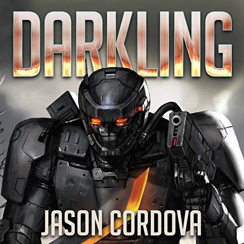 Darkling audiobook cover art