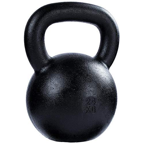 WJJ Kettlebell Kettlebell 5KG Kettlebell Lifting Bollitore da Polso da Polso Kettlebell Ghisa Ball Ball Formazione Fitness Competitiva (Size : 32KG)