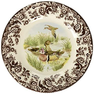 Spode Woodland Wood Duck Salad Plate
