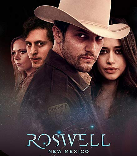 Roswell New Mexico Season 2 14inch x 16inch Silk Poster TV Drama Wallpaper Wall Decor Silk Prints for Home and Store