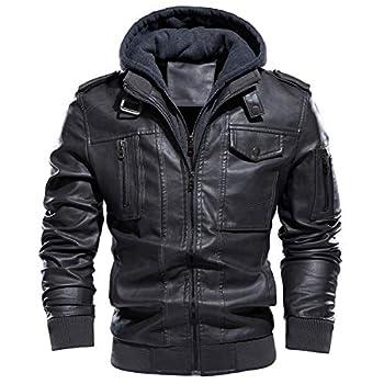 Best fleece lined leather jacket Reviews