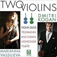 Two Violins by Marianna Vassilieva (2008-10-28)