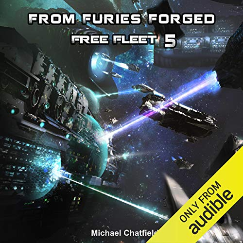 From Furies Forged cover art