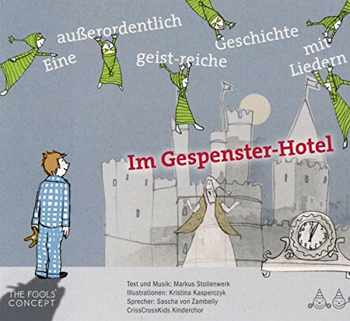 Im Gespenster-Hotel  By  cover art