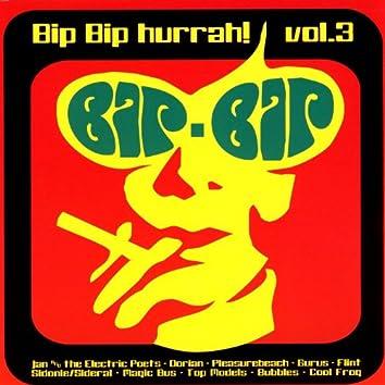 Bip Bip Hurrah! Vol.3