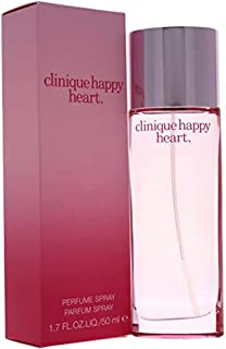 Happy Heart by Clinique for Women - Perfume Spray, 50ml