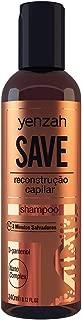 Shampoo Save, Yenzah, Branco