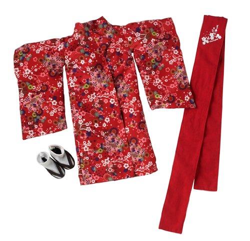 Corolle - Kinra Girls - W81870 - Accessoire pour Poupée - Kimono de Kumiko (collection 2012)