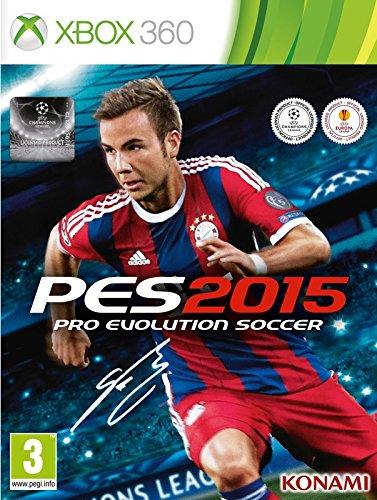 Konami PRO Evolution Soccer 2015Xbox 360